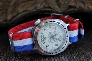 【送料無料】 腕時計 ヴォストークビンテージロシアウォッチwostok vostok navi komandirskie vintage russian watch