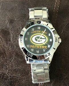 【送料無料】 腕時計 グリーンベイパッカーウォッチ