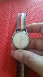 【送料無料】 腕時計 ビンテージドクサスイスvintage doxa anti magnetic swiss made watch