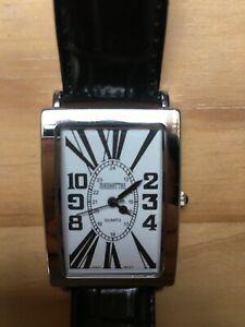 【送料無料】 腕時計 ヘンヨウボクマンハッタンmanhattan by croton quartz watch