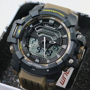 【送料無料】 腕時計 レジストブラックブラウンウォッチ