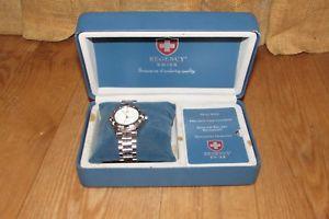 【送料無料】 腕時計 スイスステンレスデザイナーウォッチ1167regency swiss stainless steel designer watch 1167