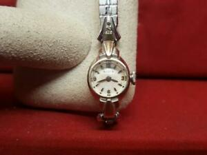 【送料無料】 腕時計 レディースbulova m2 ladies 10k rolled gold plated watch ss1042244