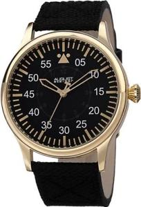 【送料無料】 腕時計 シュタイナースイスクオーツトラックキャンバスストラップメンズウォッチ