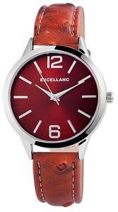 【送料無料】 腕時計 クオーツブラウンシルバーアナログメタルレザーウォッチwomens quartz watch brown silver analogue metal leather w60463612110500