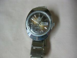 【送料無料】 腕時計 vintage mens rouan 21date swiss wrist watch worksvintage mens rouan 21 date swiss wrist watch works