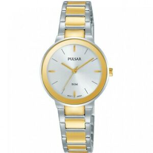 【送料無料】 腕時計 パルサー2ウォッチph8284x1pnppulsar ladies two tone watch ph8284x1pnp