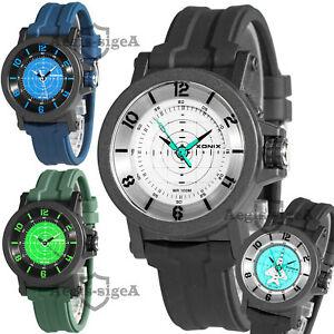 【送料無料】 腕時計 xonixwr100mアナログ