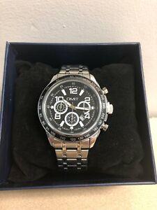 【送料無料】 腕時計 ステンレススチールomit stainless steel watch