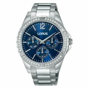 【送料無料】 腕時計 レディースステンレススチールカレンダーウォッチlorus ladies stainless steel calendar watch rp685cx9lnp