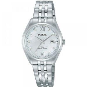 【送料無料】 腕時計 パルサーレディースステンレススチール×pulsar ladies stainless steel watch ph7453x1pnp