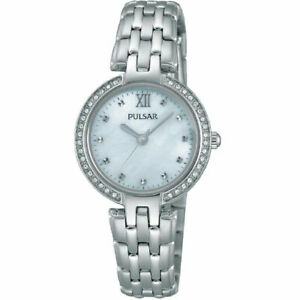 【送料無料】 腕時計 パルサーレディースステンレススチール×pulsar ladies stainless steel watch ph8163x1pnp