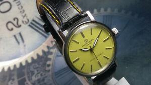 【送料無料】 腕時計 ビンテージファーブルジュネーブムーブメントメンズアナログvintage favre leuba geneve hand winding movement mens analog wrist watch b105