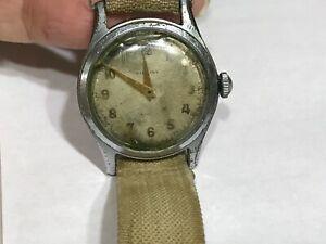 【送料無料】 腕時計 ビンテージウォークマンジュエルメンズウォッチvintage walkman 17 jewel men's incabloc watch