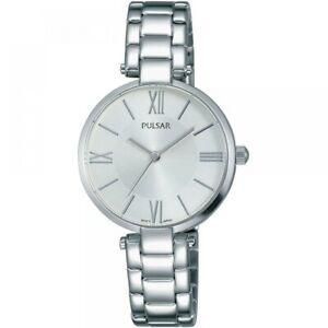 【送料無料】 腕時計 パルサーレディースステンレススチール×pulsar ladies stainless steel watch  ph8237x1pnp