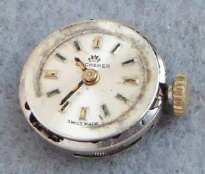【送料無料】 腕時計 レディースブヘラladies bucherer watch movement, all working well, calibre eta 2412