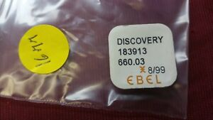 【送料無料】 腕時計 リンクgenuine links for ebel discovery 18391366003 16mm