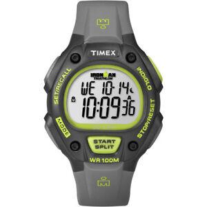 【送料無料】 腕時計 タイメックスアイアンマン30サイズ グレー