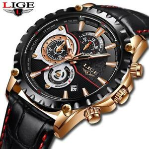 【送料無料】 腕時計 ファッションメンズビジネス fashion lige mens wristwatches men business waterproof wristwatch date chron