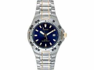 【送料無料】 腕時計 2パルサーmens two tone, pulsar watch