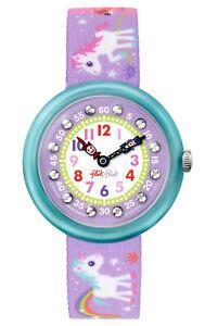 【送料無料】 腕時計 flikユニコーンfbnp033flik flak magical unicorns girls fbnp 033