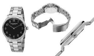 【送料無料】 腕時計 ステンレススポーツウォッチシルバー listingclassic stainless steel and sport watch silver