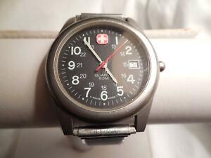 【送料無料】 腕時計 スイスウェンガーマールボロswiss army wenger mens marlboro special edition quartz watch