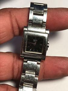 【送料無料】 腕時計 レディースシルバートーンアナログウォッチnice ladies silver tone bulova a3 analog watch