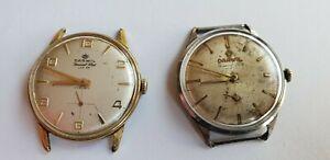 【送料無料】 腕時計 ビンテージtwo darwil wristwatches vintage