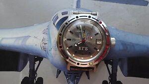 【送料無料】 腕時計 ヴォストークwostok  vostok  amphibian  wostok 061