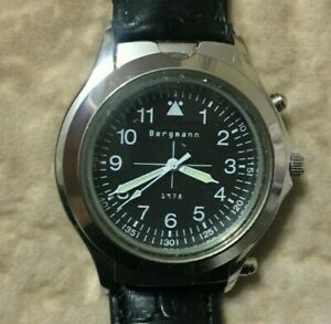 【送料無料】 腕時計 bergmann197840mm