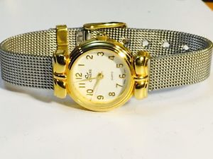 【送料無料】 腕時計 ヴィンテージcenere quartz wrist watch twoメッシュ5068vintage ladies cenere quartz wrist watch two tone mesh bracelet5068