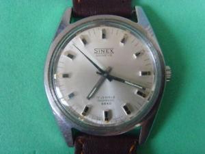 【送料無料】 腕時計 ビンテージスイスマニュアルウォッチvintage swiss sinex 17j manual watch
