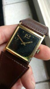 【送料無料】 腕時計 メンズマニュアルスイスcarven mens manual wind swiss wristwatch