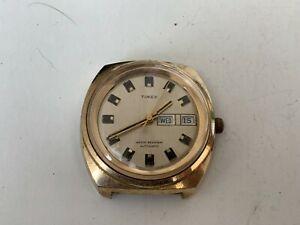 【送料無料】 腕時計 timex automatic vitange watch workstimex automatic vitange watch works