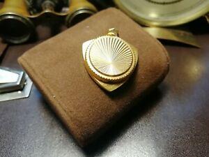 【送料無料】 腕時計 ヴィンテージpendant watch zaryaau5ソロシアussrvintage pendant watch zarya gold plated au5 crystal womens soviet russian ussr