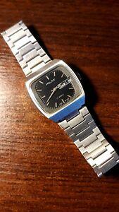 【送料無料】 腕時計 ビンテージソオリジナルブレスレットvintage wrist watch poljot 2628 h, made in ussr, with original bracelet poljot
