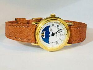 【送料無料】 腕時計 ブドウウォッチクオーツnwr509012vintage watchit womens moon phase quartz wrist watch nwr509012