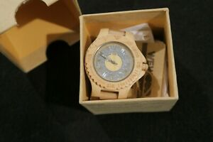 【送料無料】 腕時計 チークwewood date teak wrist watch for men