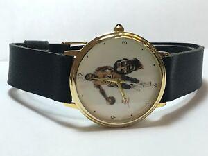 【送料無料】 腕時計 ビンテージマジックジョンソンvintage magic johnson we love you quartz wrist watch maj32
