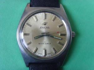 【送料無料】 腕時計 ビンテージスイスマニュアルウォッチvintage swiss enicar 17j manual watch