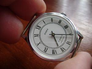 【送料無料】 腕時計 ソビエトロシアビンテージレアジュエルウォッチ soviet russian vintage rare watch chaika 17 jewels