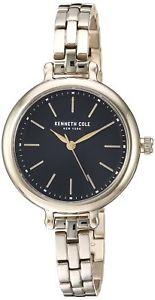 【送料無料】 腕時計 ケネスコールニューヨーククオーツステンレスkc50065011kenneth cole york womens quartz stainless steel goldtoned watch kc50065011