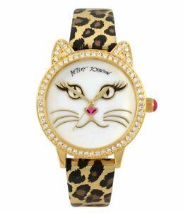 【送料無料】 腕時計 ベッツィージョンソンbj0056106betsey johnson watch bj0056106 in box