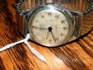 【送料無料】 腕時計 #ヴィラジュネーブヴィンテージ5576,vira geneva,17j,incabloc,seldom seen,vintage wristwatch,