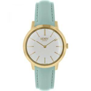 【送料無料】 腕時計 ヘンリーロンドンhl34s0224 hlnphenry london ladies gold plated watch hl34s0224 hlnp