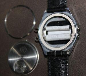 【送料無料】 腕時計 ロシアキャッシュソsoviet union vintage great crib trot in wrist watches russian elektronika cache