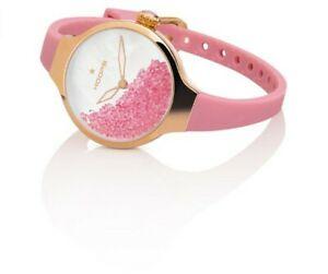 【送料無料】 腕時計 フープ・ヌーヴォーローリングストーンズゴールドピンクwatch hoops noveau chrie rolling stones gold pink 2611lrg06