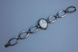 【送料無料】 腕時計 ビンテージレディースシルバーsilver yema vintage ladies wristwatch, 1970er yearssilver 800