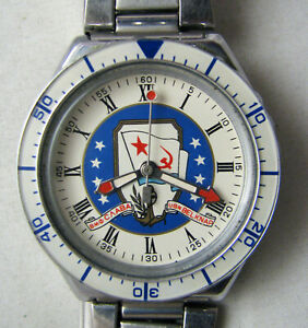 【送料無料】 腕時計 ロシアslava quartz 2356 80originalサービスrareソussrrare soviet ussr russian watch slava quartz 2356 80s original serviced